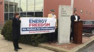 Emmett Pepper of West Virginians for Energy Freedom