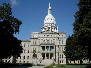 Michigan state capitol