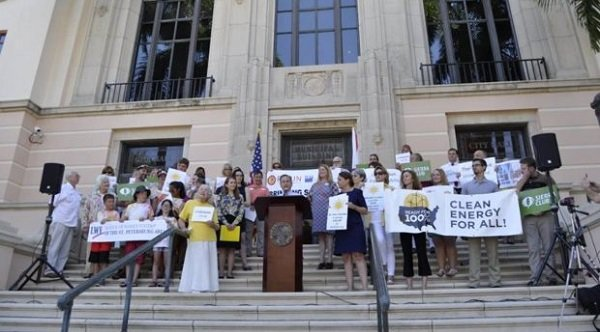Floridians fight for their solar rights