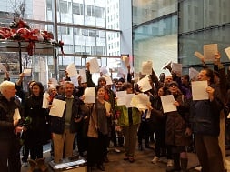 Advocates rally against proposed Pepco takeover in 2016