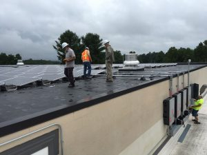 Albemarle County students successfully push for solar