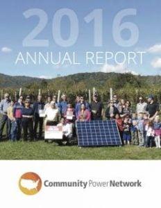 CPN 2016 Annual Report Cover