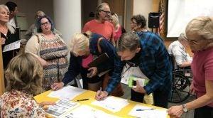 Broward County Solar Co-op members
