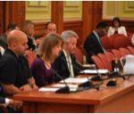 Solar Advocates testify in Washington, DC.