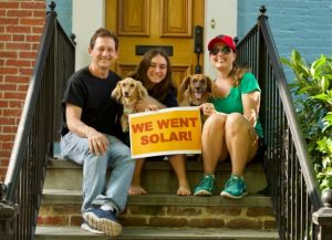 Dane Cherry & Family Went Solar in D.C.