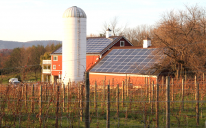 Source: GreenBrilliance. Solar Powered Farm in Virginia