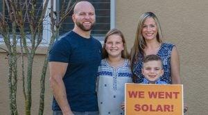 Florida Solar Co-op family