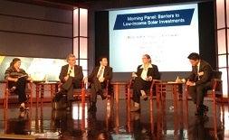 George Washington University Solar Institute Convening 2014