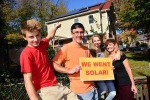 Happy Solar Family