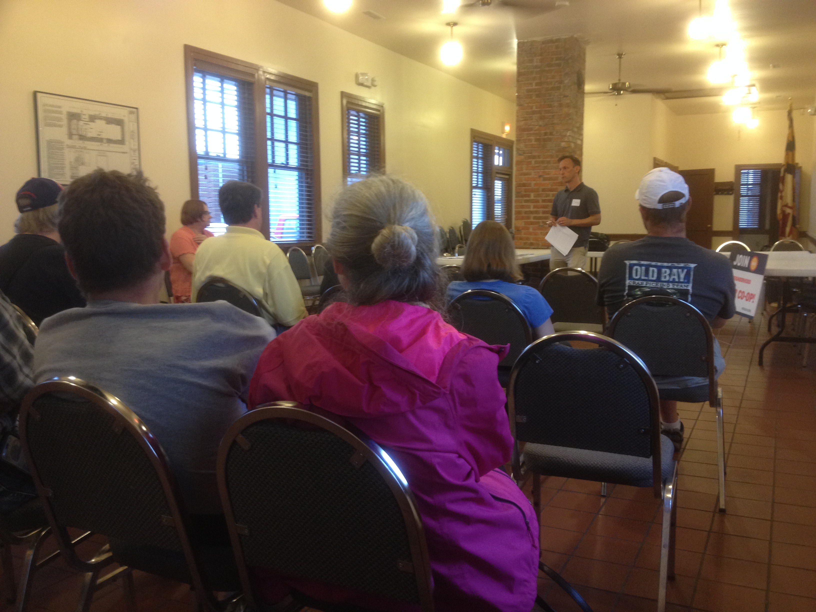 Worcester info session