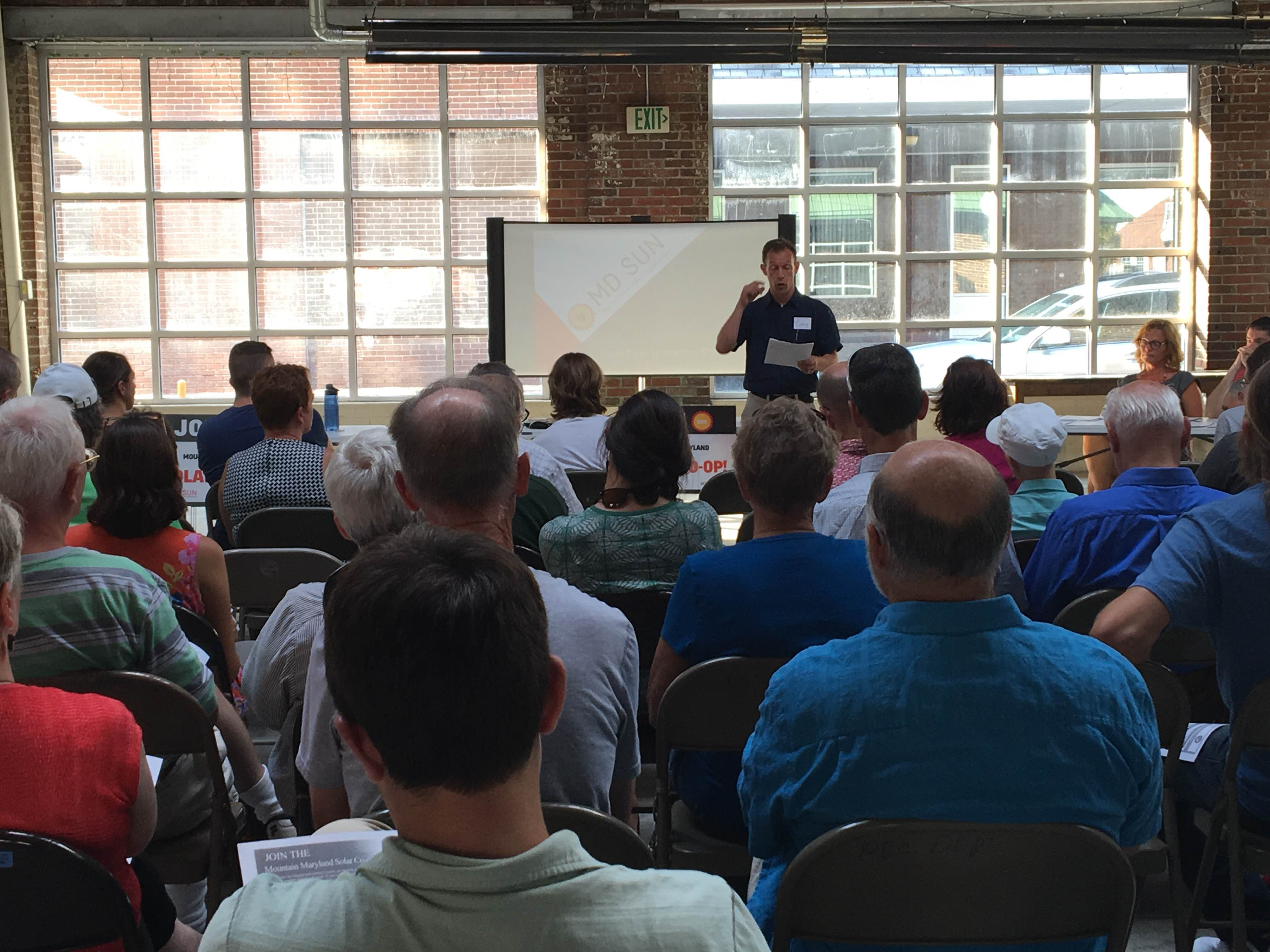 Mountain Maryland Info Session