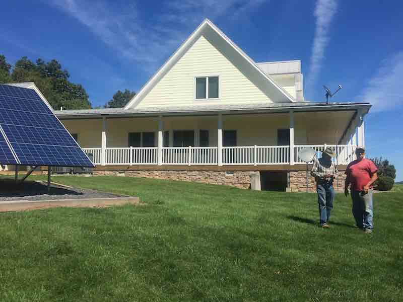 New policy promotes solar in West Virginia