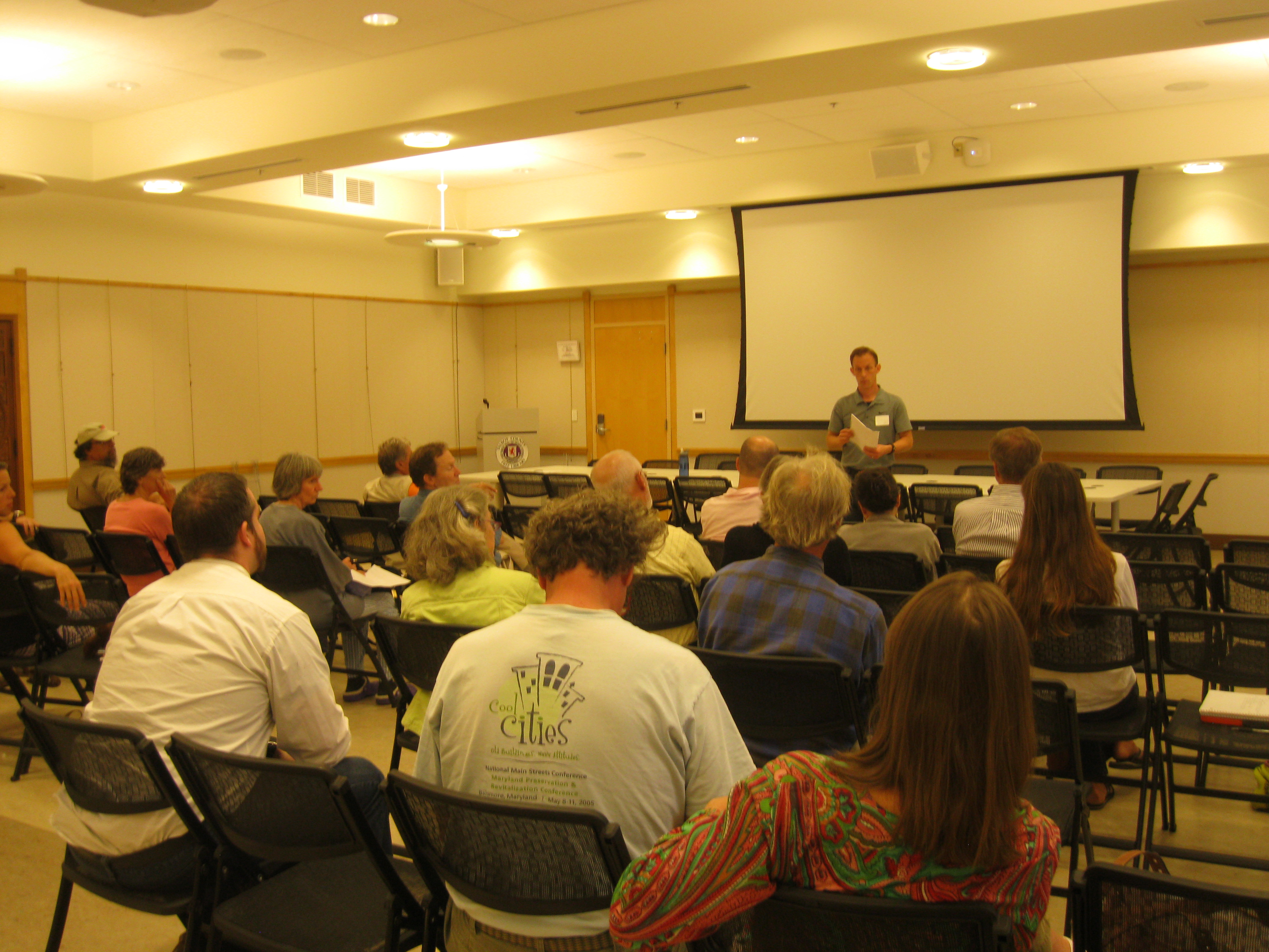 Easton Co-op info session