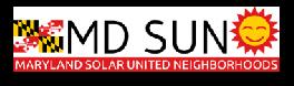 MD SUN logo