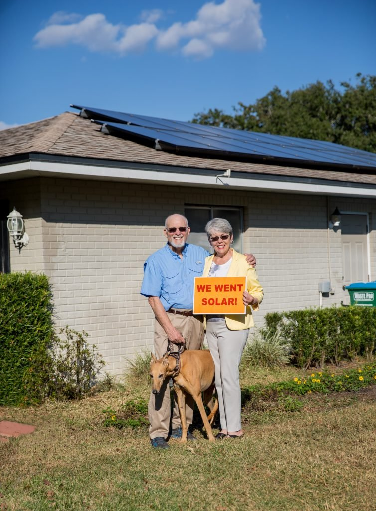 Texas co-ops, solar co-op