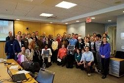 Maryland solar advocates