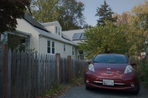 Electric vehicles (EVs) and plug-in hybrids in Maryland