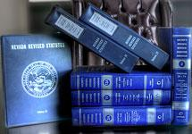 Nevada legal books