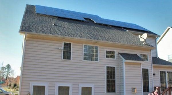 Richmond Area Solar Home