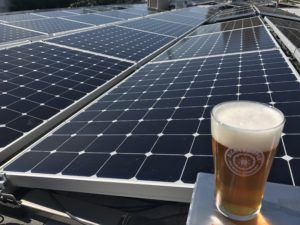 Right Proper Brewing Company's solar-powered brews
