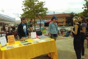SUN Volunteers in WV