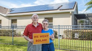 Solar Co-op members in Florida