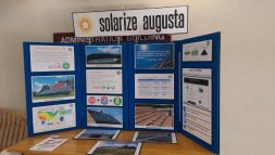 Solarize Augusta display