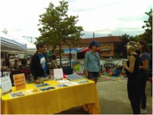 Tabling for co-ops