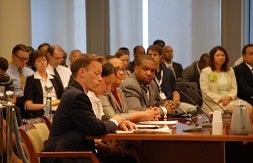Testifying for Community Solar in DC