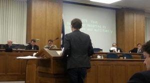 Testifying for solar in Virginia