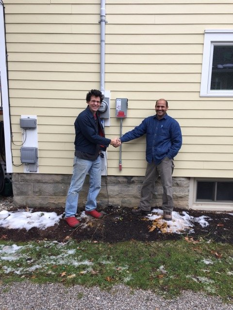 Lorain County Co-op Participant System Completed