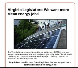 Virginia installations grant program