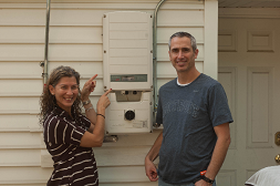 WV solar home owners