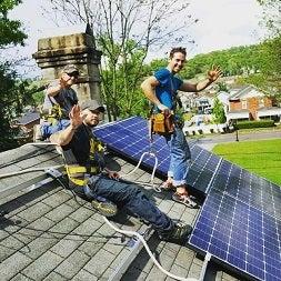 WV solar installers