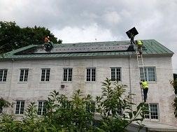 West Virginia Solar Holler project 2014