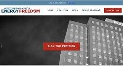 West Virginians for Energy Freedom Website