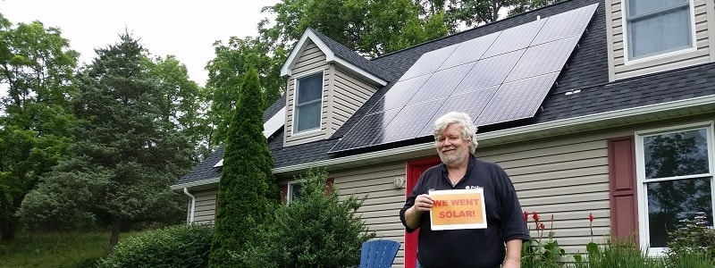 Thom Boone, Frederick Solar Co-op