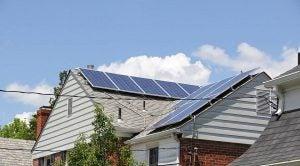 Solar home in D.C.