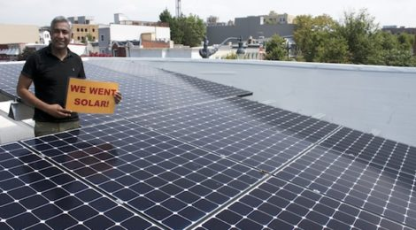 The 51st State Solar Co-op is open to all District residents, no matter their neighborhood or income level.