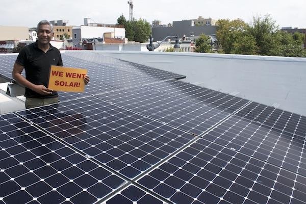 The Solar for All Co-op is open to all District residents.