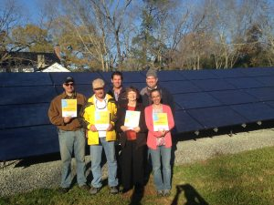 Community solar – helping more people access solar energy