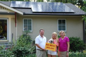 Incentives and rebates help lower the cost of solar panels
