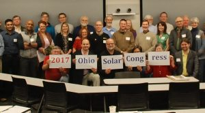 Photo from the 2017 Ohio Solar Congress