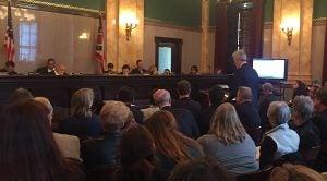 Ohio PUC hearing