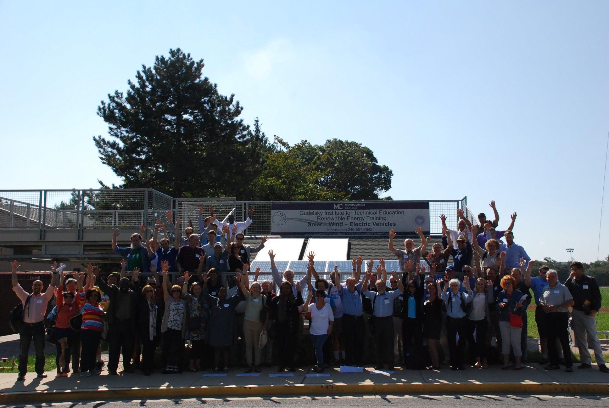 Solar Congress Attendees