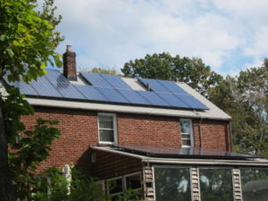 Community members in Bowie soliciting bids from area solar ...
