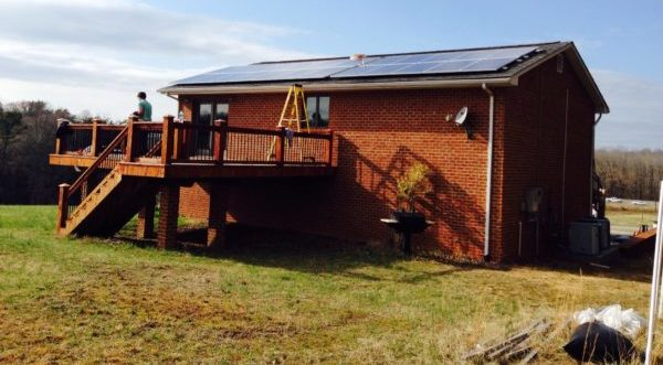 Interview with solar homeowner Glenn Ratcliff