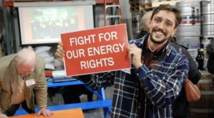 Fight for our energy rights