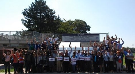 2017 Maryland Solar Congress group shot