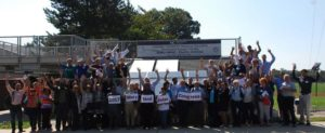 Solar supporters are ready to fight for the Clean Energy Jobs Act in Maryland!